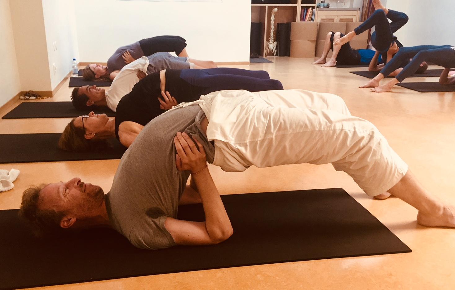 Yoga pranayama meditatie