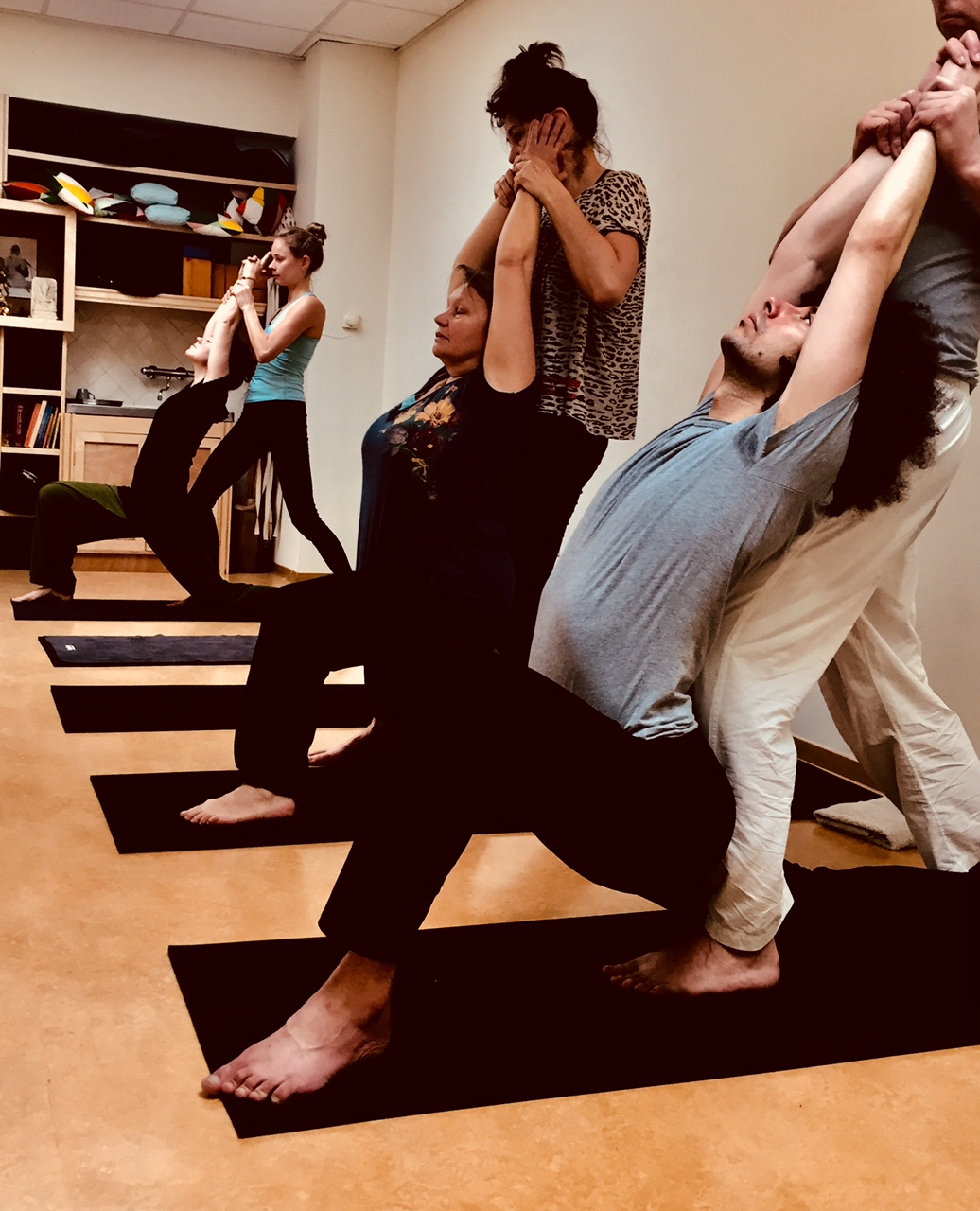 Intensieve yogales XL